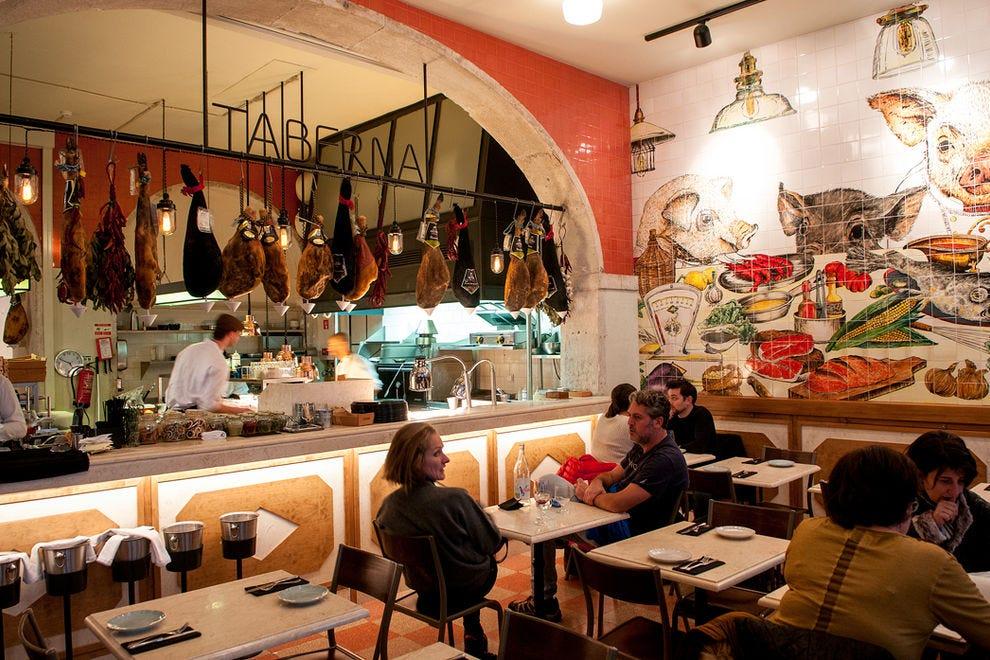 Baixa Chiado S Best Restaurants Restaurants In Lisbon