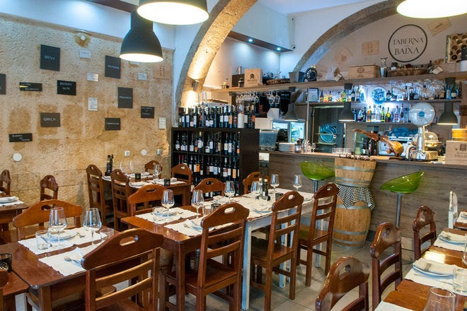 Lisbon's Baixa and Chiado Restaurants Offer Up Platefuls Of Appetizing Menus