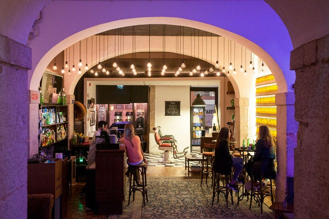 Star Bars: Lisbon's favourite pubs and nighttime entertainment hangouts.