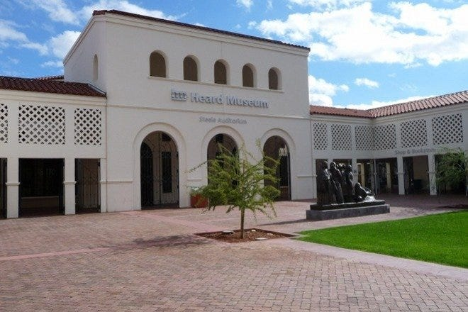 Heard Museum of Native Cultures and Art: Phoenix Attractions