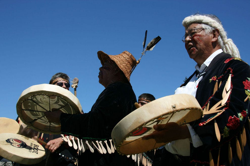 The Aboriginal Cultural Festival returns to Victoria, B.C. from June 16 to 18