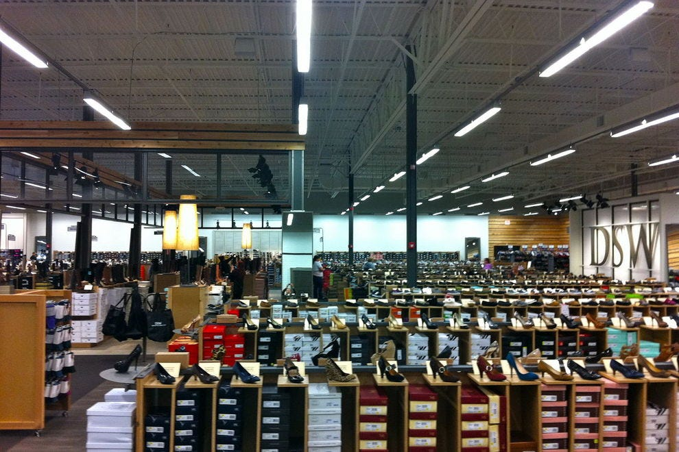 fe44b1251085 DSW Designer Shoe Warehouse  St. Petersburg   Clearwater Shopping ...