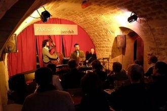 Paris Prague Jazz Club