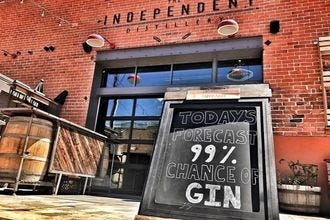 Independent Distillery
