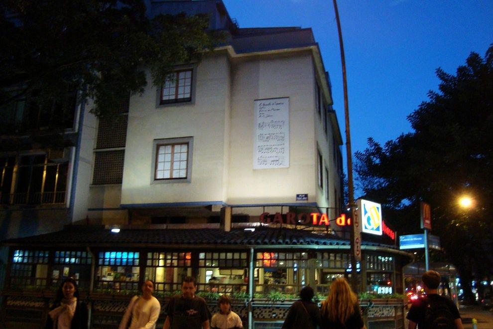 Copacabanas Best Nightlife: Nightlife in Rio de Janeiro
