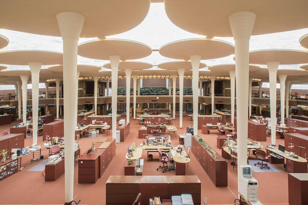 For frank lloyd wright fans wisconsin 39 s dedicated trail - Johnson and johnson office locations ...