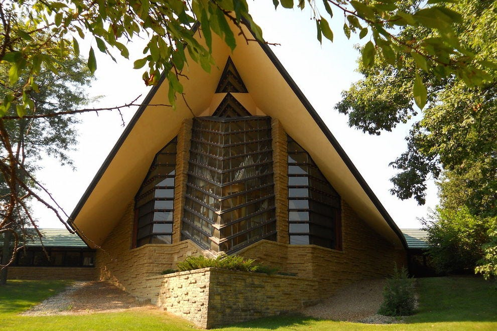 First Unitarian Society Meeting House | Madison