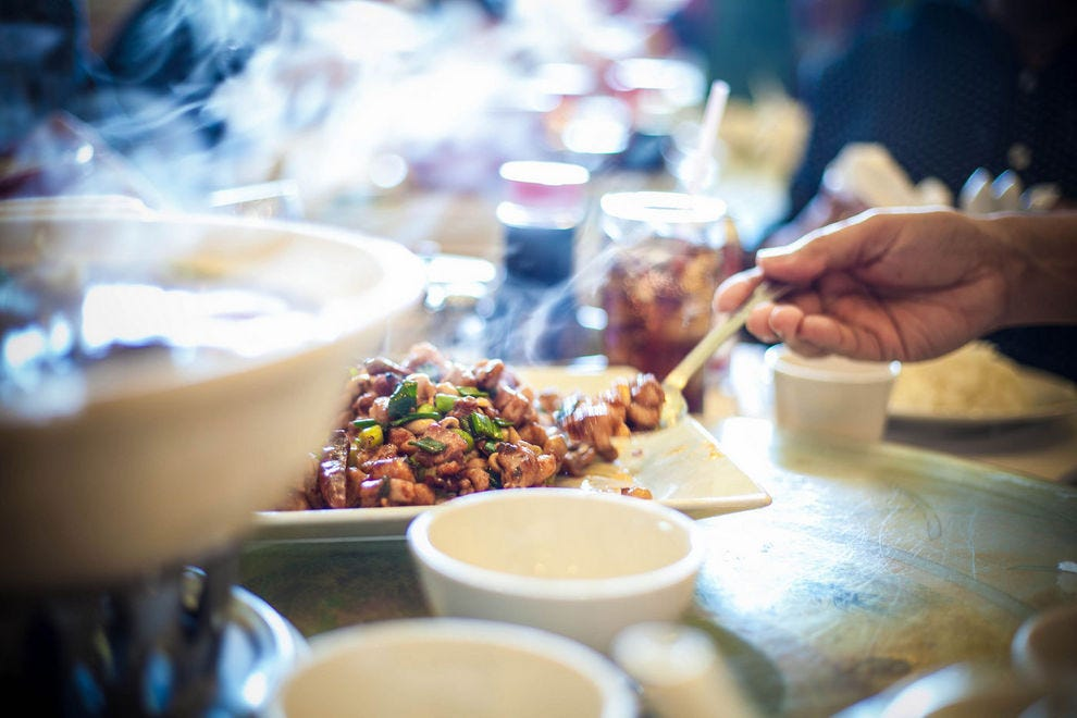 A Brief History Of American Chinese Food