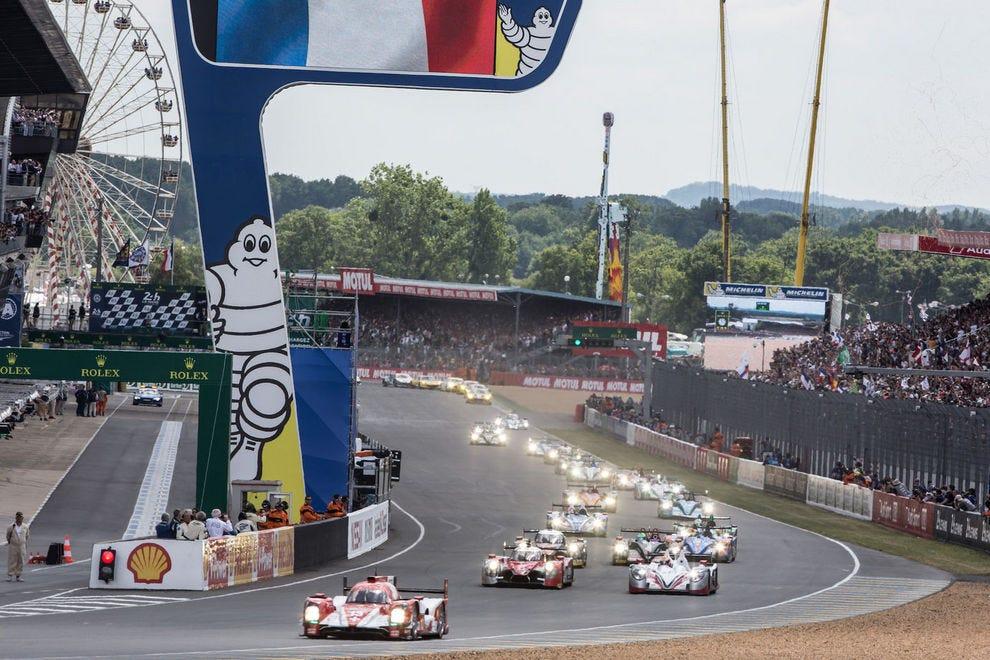Vote 24 Hours Of Le Mans Best Motorsports Race Nominee