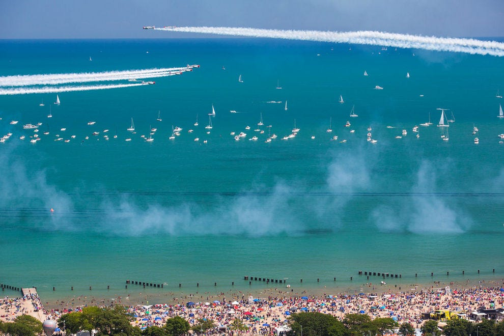 Chicago Air and Water Show