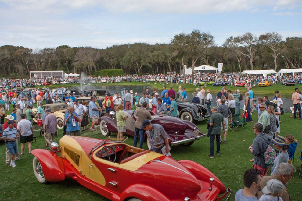 Hershey Auto Show 2017 >> Vote - Amelia Island Concours d'Elegance - Best Car Show Nominee: 2017 10Best Readers' Choice ...