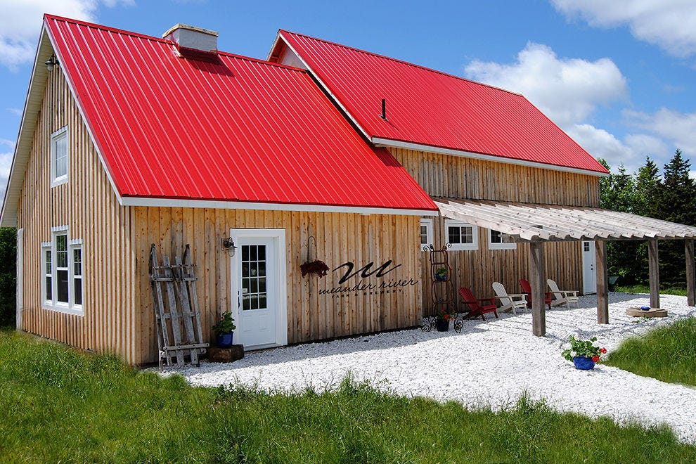Visit Nova Scotia's first cottage brewery