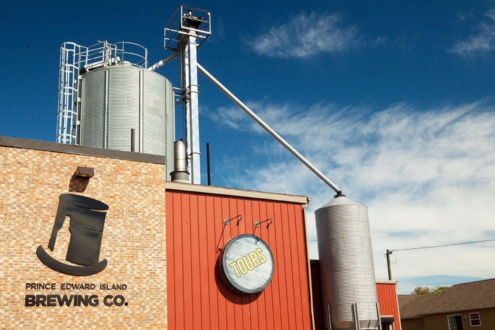 Tour the state-of-the-art brewery