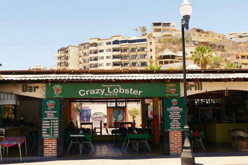 Crazy Lobster Bar & Grill
