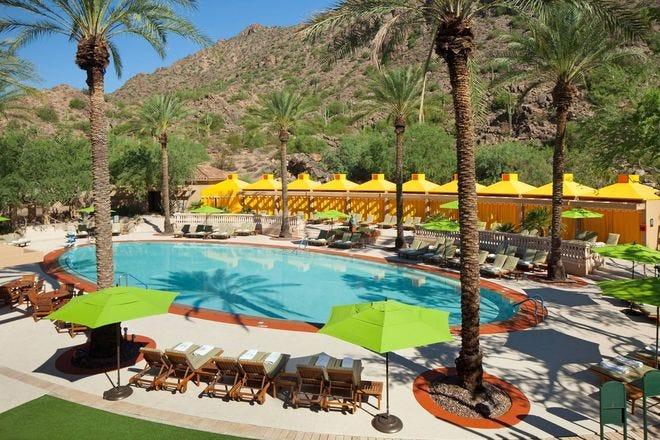 Golf Resorts Hotels In Scottsdale