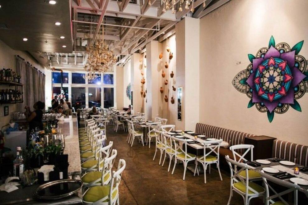 Zatar Lebanese Tapas Amp Bar Dallas Restaurants Review