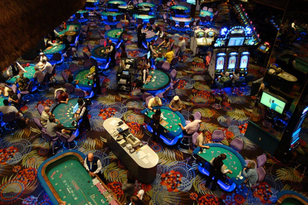 best casinos in palm springs area