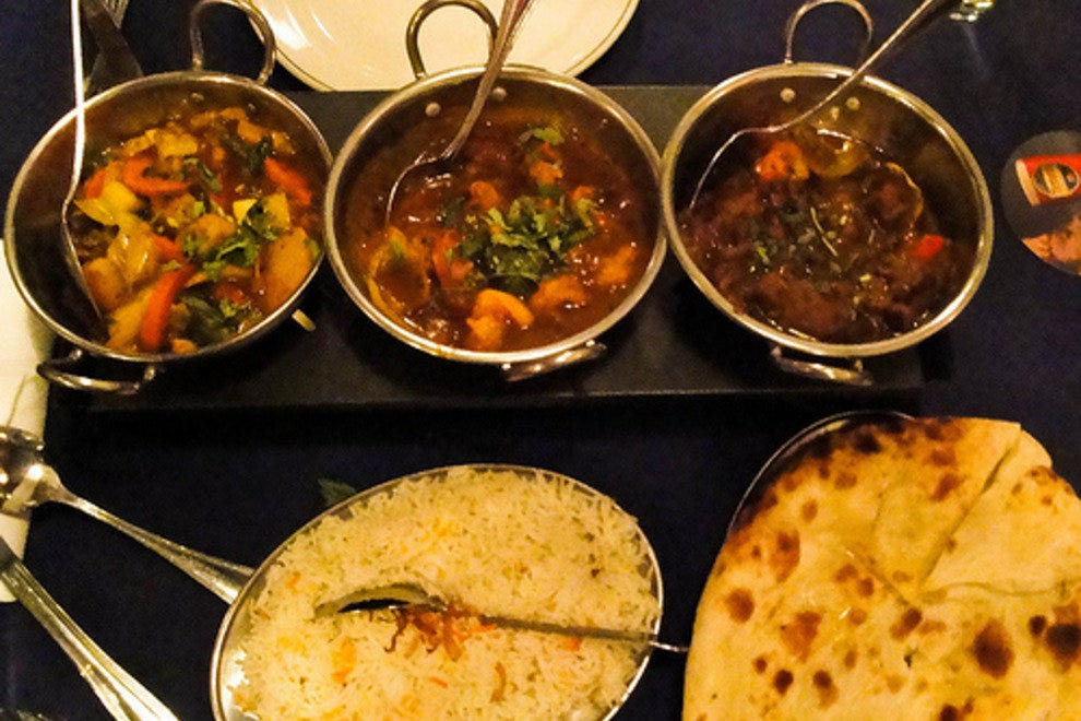 India Kabab & Curry Restaurant