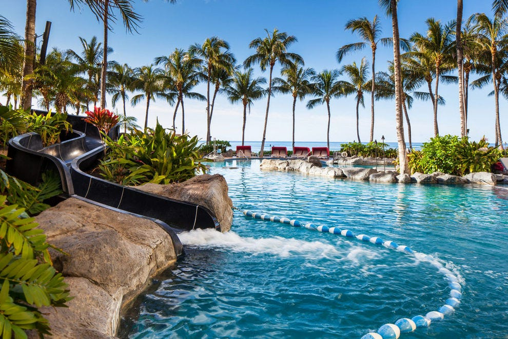 Best Hotel Pool Winners 2017 10best Readers Choice