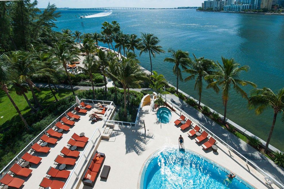 Mandarin Hotel Miami Beach Florida
