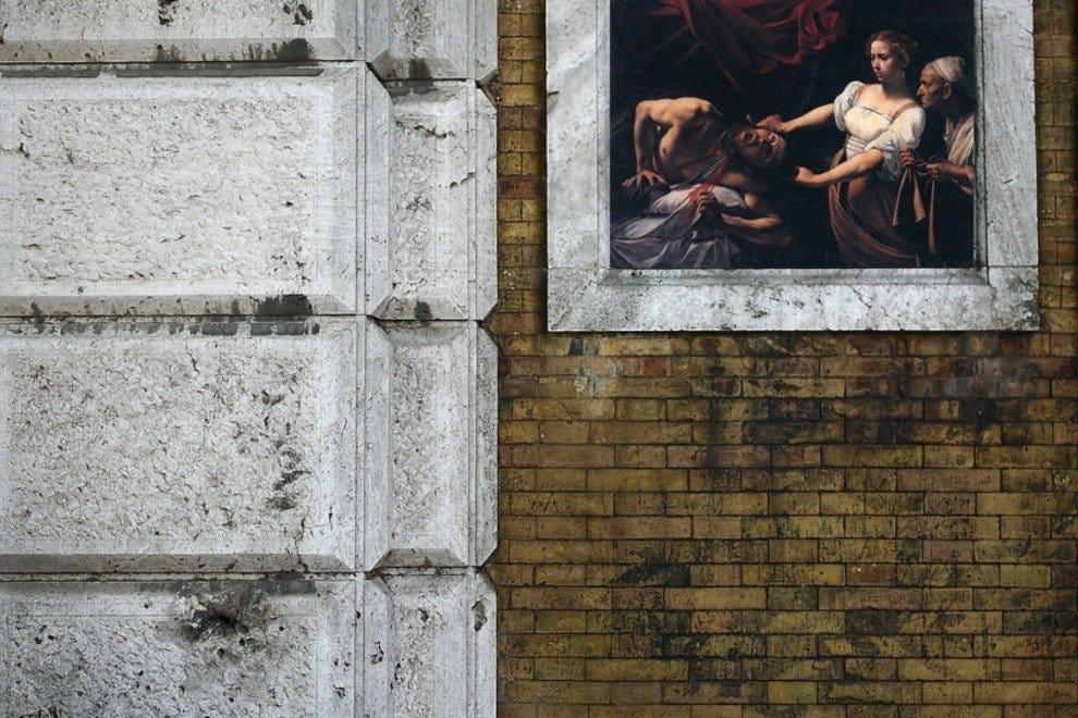 巴贝里尼宫- Antica艺术广场