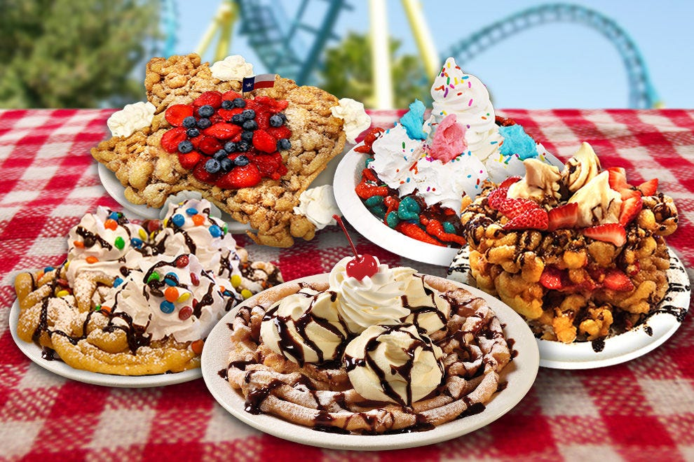 Where Can You Buy Funnel Cakes