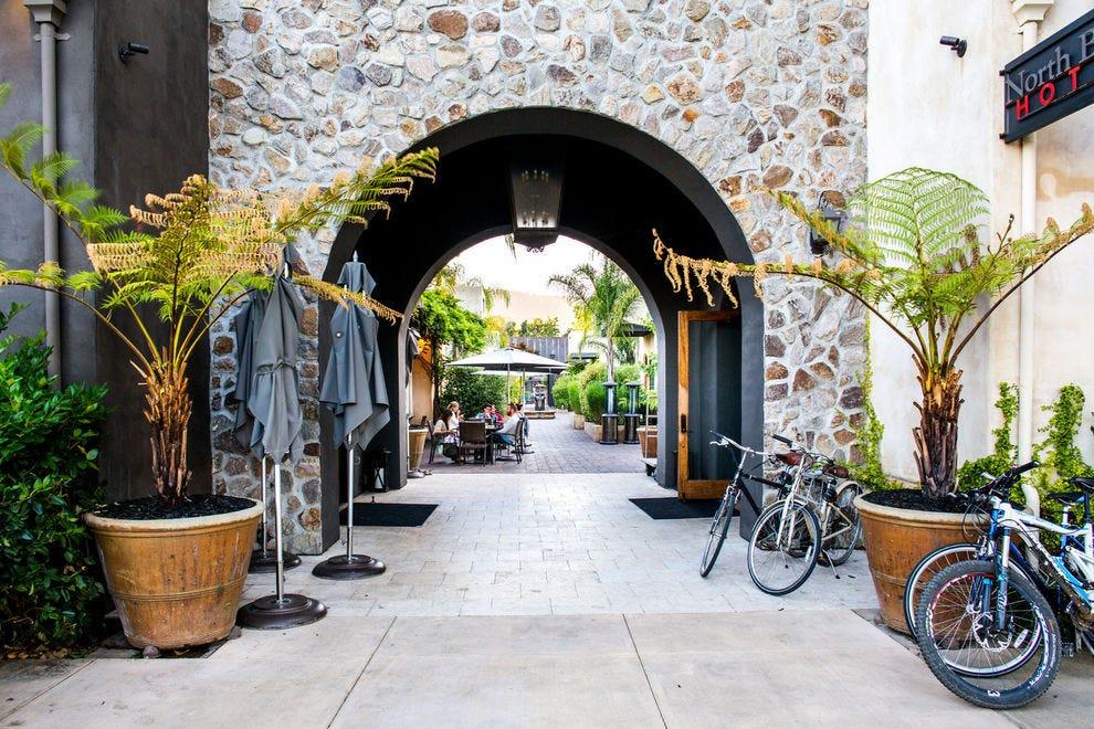 Best Wine Country Hotel Winners 2017 10best Readers