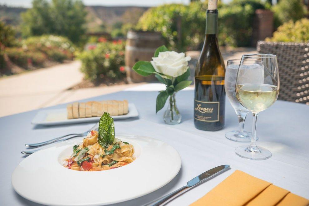 Best Winery Restaurant Winners 2017 10best Readers Choice