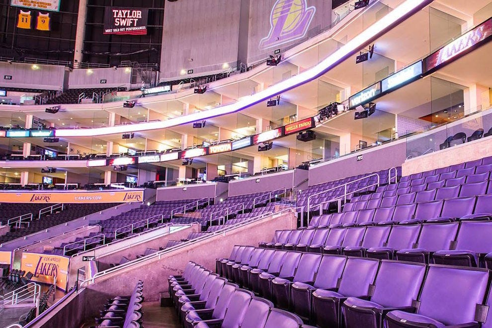 Staples Center Los Angeles Nightlife Review 10best Experts And Tourist Reviews