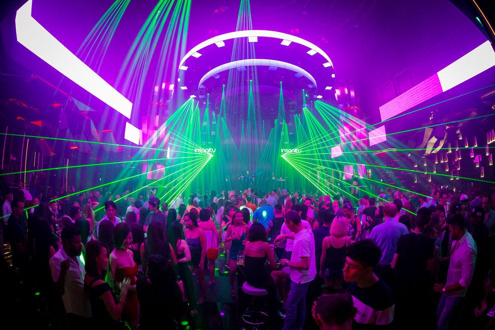 Bangkok night clubs dance clubs 10best reviews for Disco house best