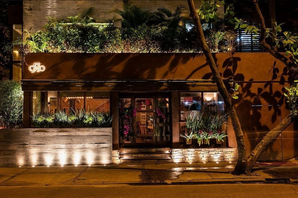Restaurant Slideshow Best Restaurants In Rio De Janeiro
