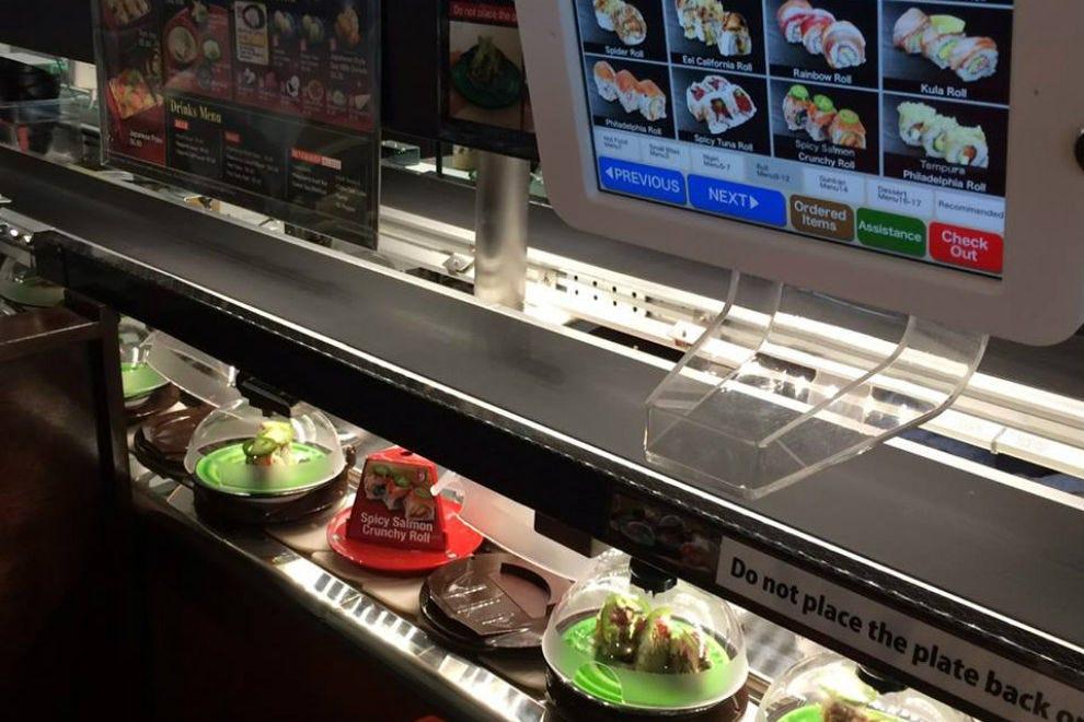 库拉旋转寿司吧