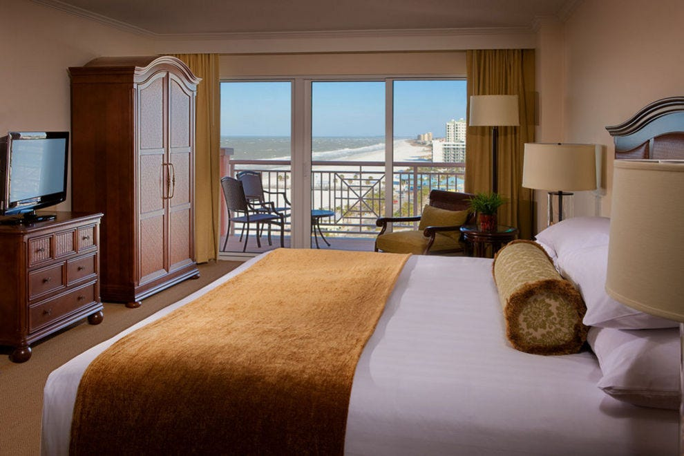St petersburg clearwater luxury hotels in st - Hyatt regency clearwater 2 bedroom suite ...