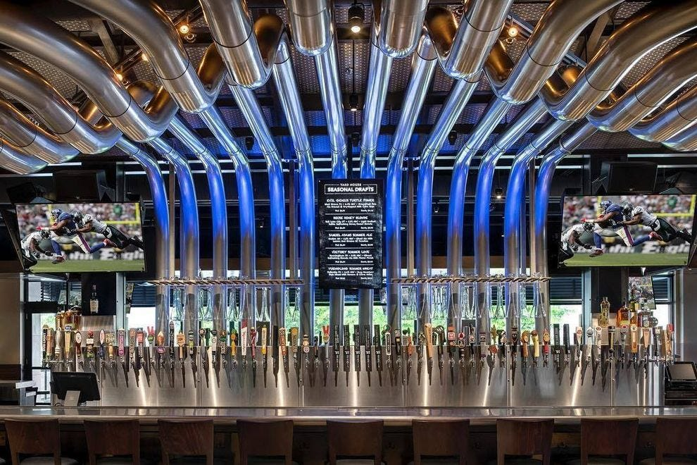 Yard House Bar and Restaurant