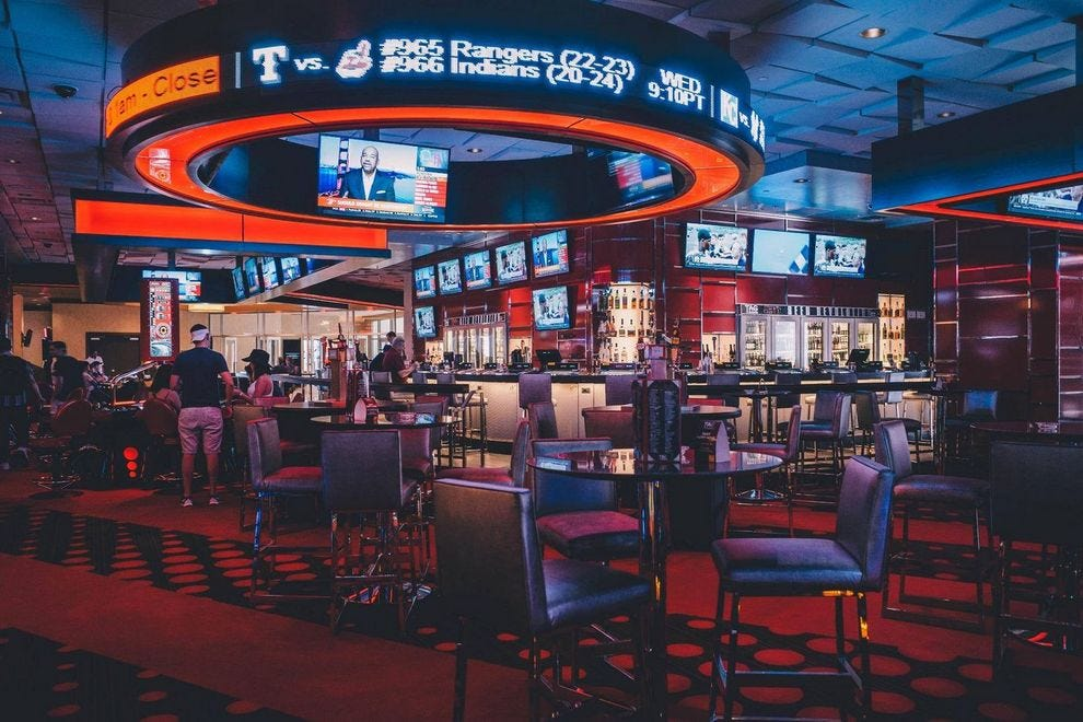 Best Hotel Sports Bars In Vegas