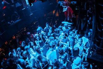 曼谷最好的夜生活:舞蹈,并感到惊讶