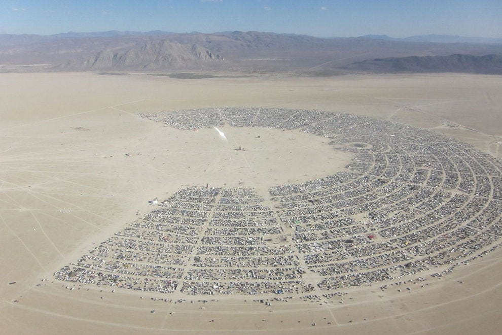 Everything you've heard about Burning Man is wrong