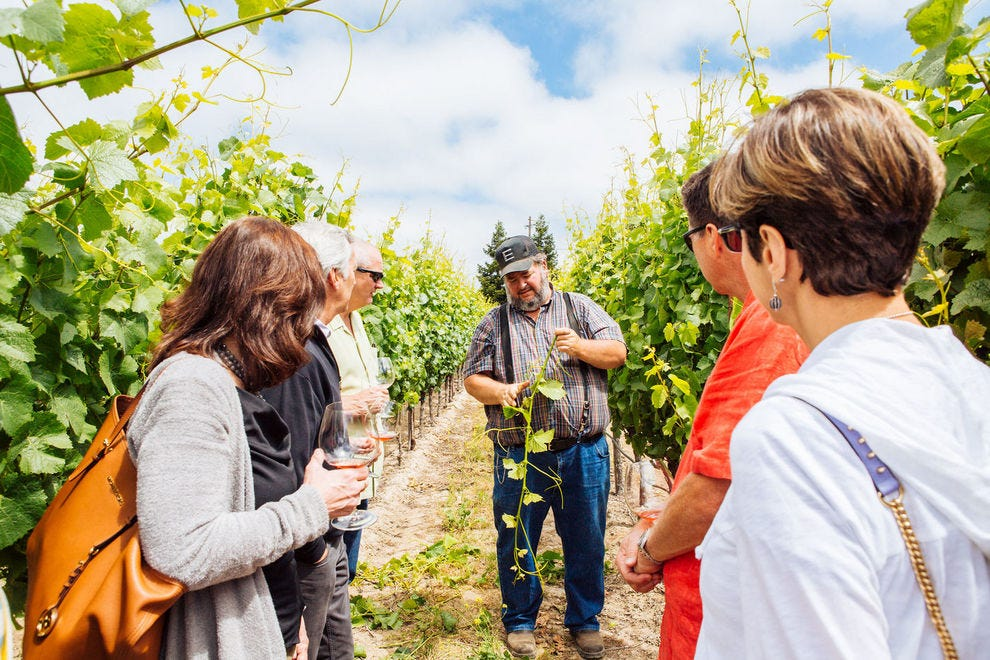Readers' Choice winners: Your wine country favorites