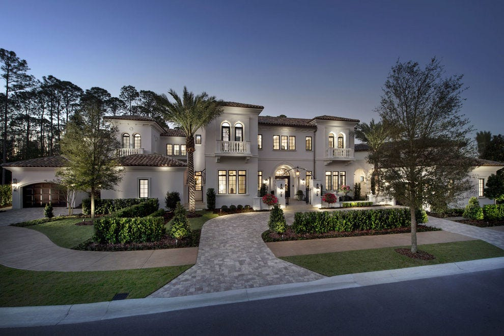 A home at the Four Seasons Private Residences at Golden Oak