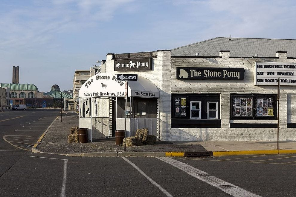 The Stone Pony has launched notable names like Bon Jovi and Springsteen