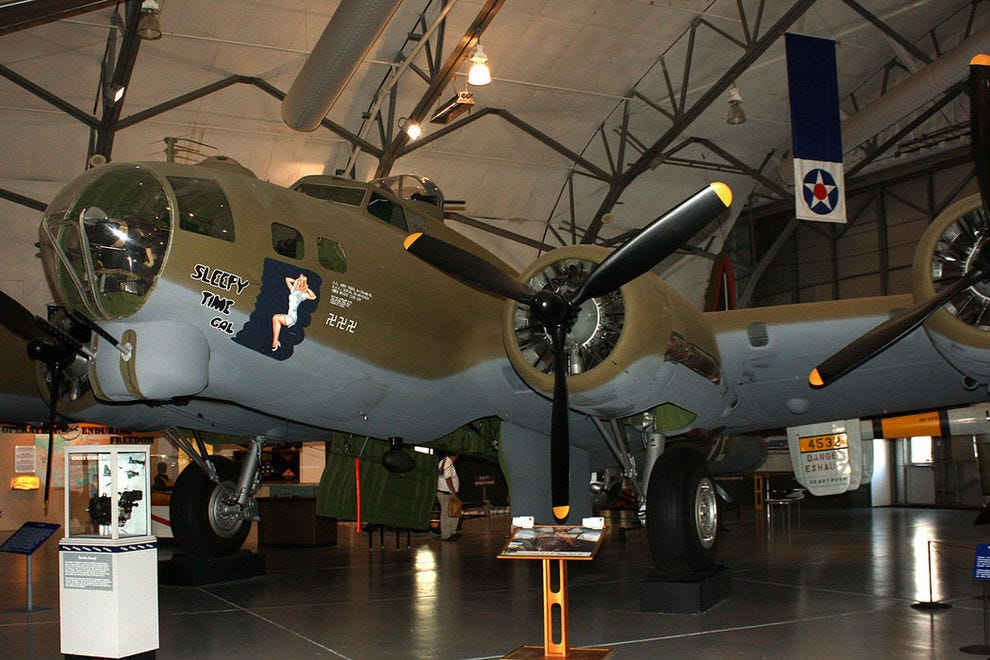 Delaware - Air Mobility Command Museum