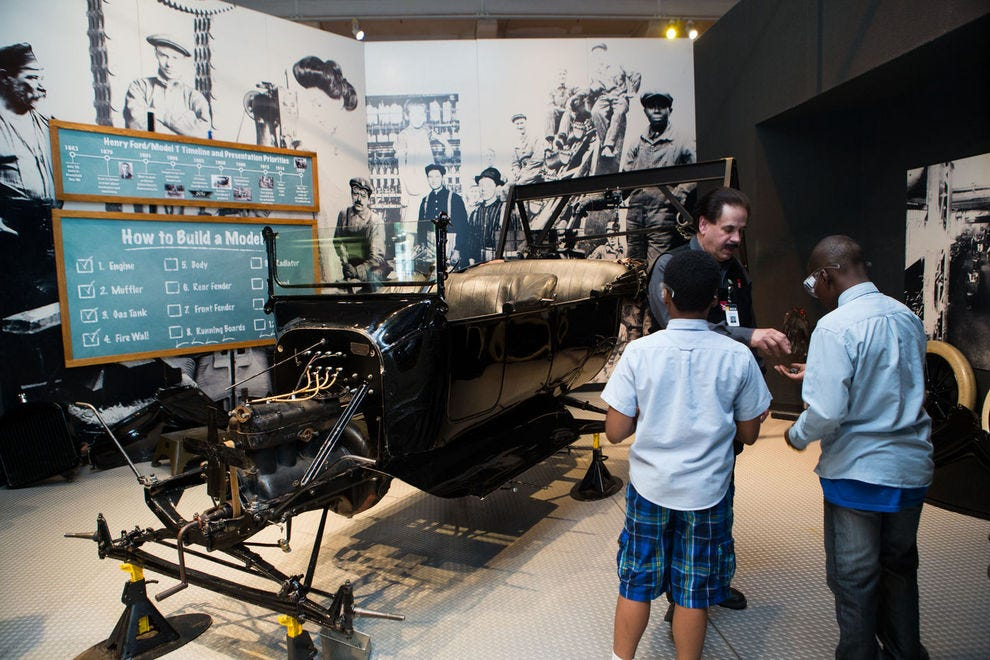10 things you shouldn't miss at the Henry Ford Museum