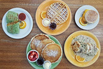 10Best Breakfast and Brunch Spots in Reno