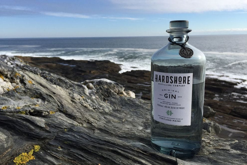 Hardshore Distilling Company takes top honors for Best Craft Gin