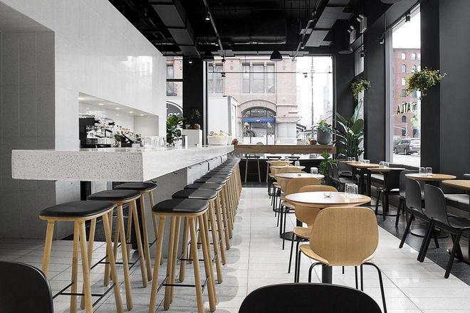 Manhattan New York Breakfast Restaurants