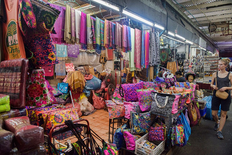 Khao San Road's Best Shopping: Shopping in Bangkok