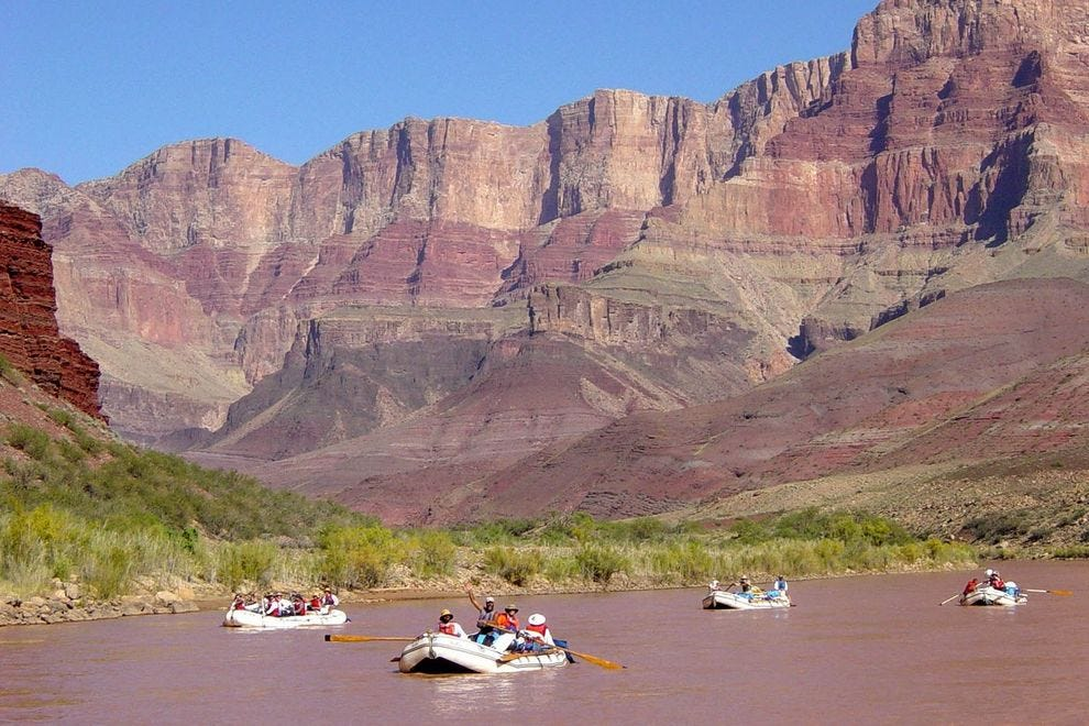 10 unique ways to experience the Grand Canyon