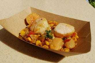 Taste what's new at the Epcot International Food & Wine Festival