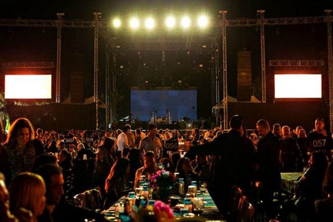 Sabor a Cabo Food and Wine Festival