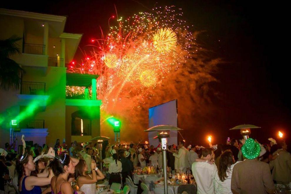 New Year S Eve Party At Casa Dorada Cabo San Lucas